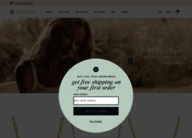 gorjana.com