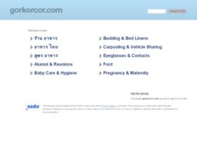 gorkorcor.com
