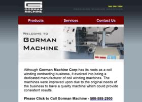 gormanmachine.com