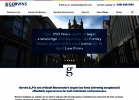 gorvins.com