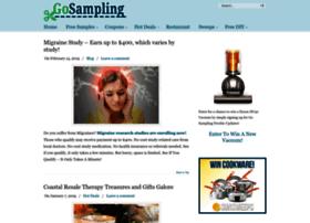 gosampling.com