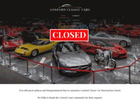 gosfordclassiccarmuseum.com.au