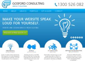 gosfordconsulting.com.au