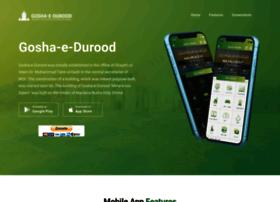 gosha-e-durood.com