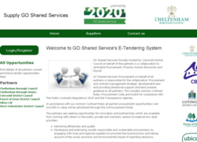 gosharedservices.org.uk