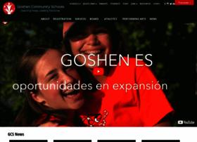 goshenschools.org
