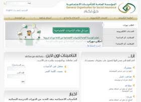 gosi.com.sa