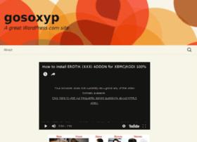 gosoxyp.wordpress.com
