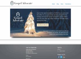 gospeladvocate.com