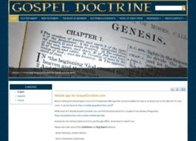 gospeldoctrine.com