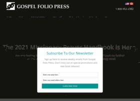 gospelfolio.com