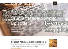 gospelguardians.org