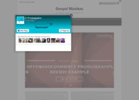 gospelmusikas.com.br