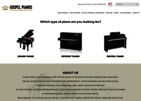 gospelpianos.com.au
