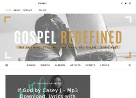 gospelredefined.com