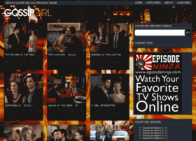 Gossip Girl Live Stream on Girl Full Episodes Watch Gossip Girl Episodes Online Watch Gossip Girl