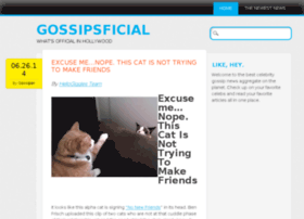 gossipsficial.com