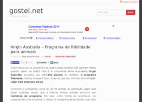 gostei.net