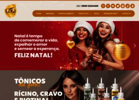 gotadourada.com.br