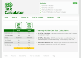 gotaxcalculator.com