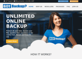 gotbackup.com