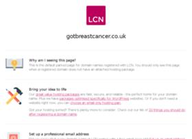 gotbreastcancer.co.uk