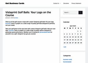 gotbusinesscards.info