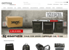 gotcha-online.com.mx