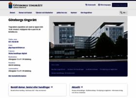 goteborgstingsratt.domstol.se