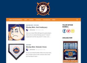 gothambaseball.com