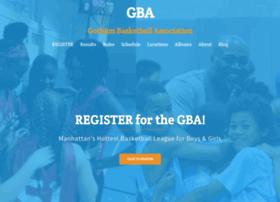 gothambasketball.com