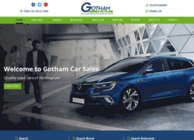 gothamcarsales.co.uk