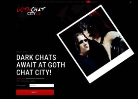 gothchatcity.com