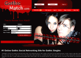 gothic-dating.co.uk