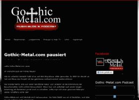 gothic-metal.com