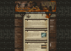 gothic.info.pl