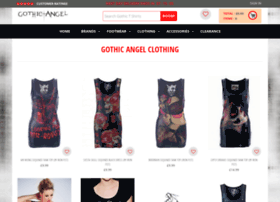 gothicangelclothing.co.uk