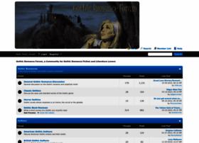 gothicromanceforum.com