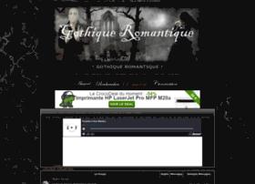 gothique-romantique.forumactif.net