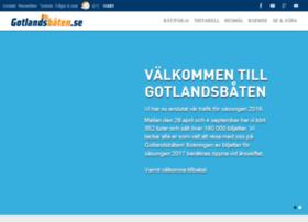 gotlandsbaten.se