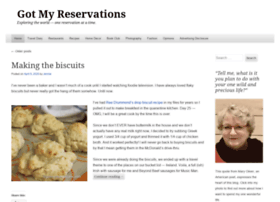 gotmyreservations.com