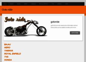 gotoride.weebly.com