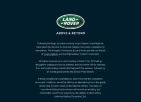 gotospace.landrover.com