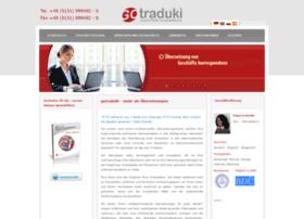 gotraduki.com