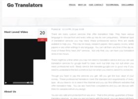 gotranslators.com