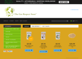 gotrespectstore.com