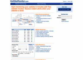 gotsitemonitor.com