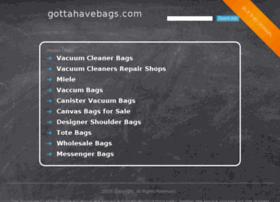gottahavebags.com