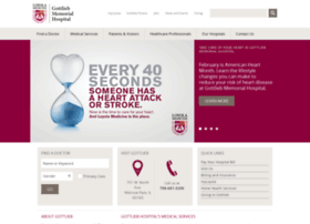 gottliebhospital.org