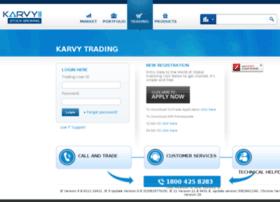 gotx.karvy.com